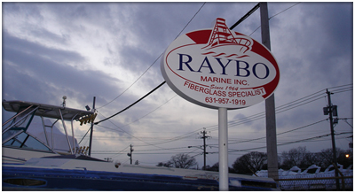 raybo marine fiberglass specialist | lindenhurst long island